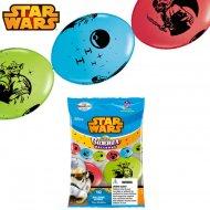 Guirlande 10 Ballons Star Wars