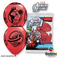 6 Ballons Avengers