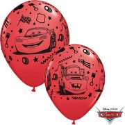 6 Ballons Cars