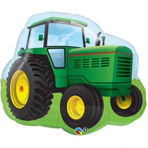 Ballon Géant Tracteur