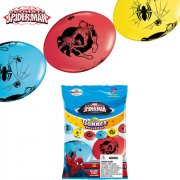 Guirlande Ballons Spiderman