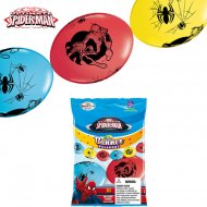 Guirlande 10 Ballons Spiderman