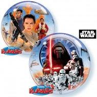Bubble Ballon à Plat Star Wars VII