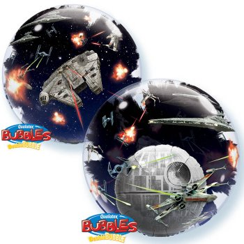 Double Bubble Ballon Star Wars VII