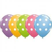 25 Ballons � Pois