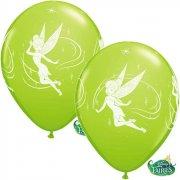 6 Ballons F�e Clochette