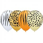 25 Ballons Safari