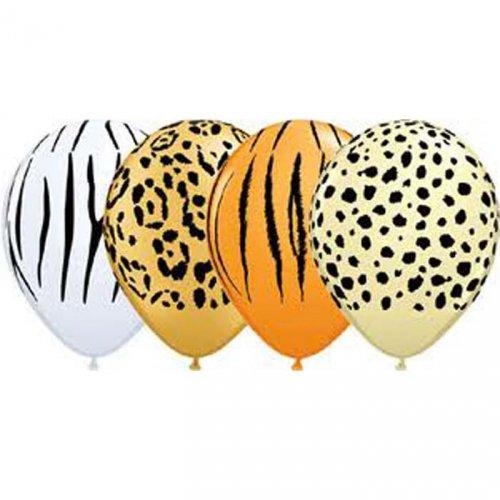 25 Ballons Safari