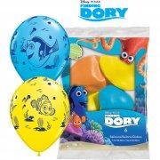6 Ballons Dory