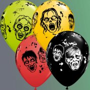 25 Ballons Zombie
