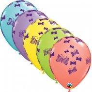 25 Ballons Papillons