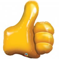 Ballon Géant Emoji Pouce (89 cm)