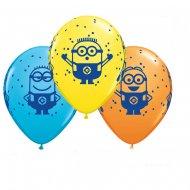 25 Ballons Minions