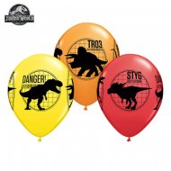 25 Ballons Jurassic World
