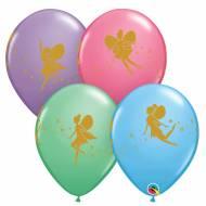 25 Ballons Fées Etincelles