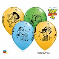 6 Ballons Toy Story 4