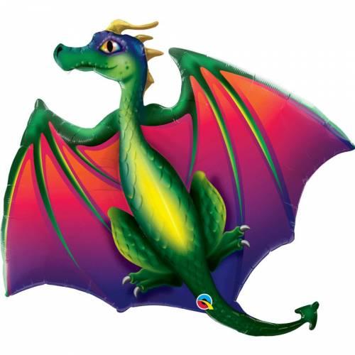 Ballon Géant Dragon Mythique
