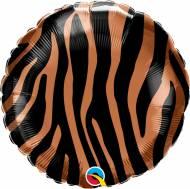 Ballon Gonflé à l'Hélium Tigre