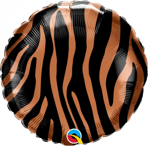 Ballon Gonflé à l Hélium Tigre