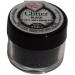 Poudre Paillettes comestibles Noir (5 g). n°1