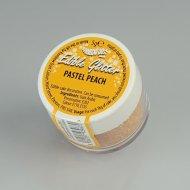 Poudre Paillettes comestibles Pêche (5 g)