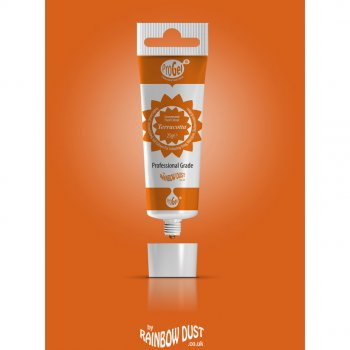 Tube Colorant Progel Orange Terracotta