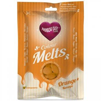 Colour Melts Orange (250 g)