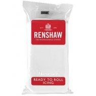 Pâte à sucre Blanc 1kg Renshaw