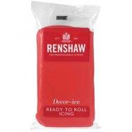 Pâte à sucre Rouge Cerise 250g Renshaw