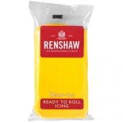 P�te � sucre Jaune vif 250g Renshaw