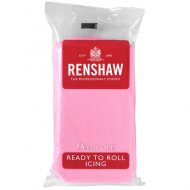 Pâte à sucre Rose 250g Renshaw