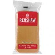 Pâte à sucre brun Ourson 250g Renshaw