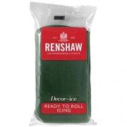 Pâte à sucre Vert Bouteille 250g Renshaw
