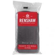 Pâte à sucre Gris 250g Renshaw