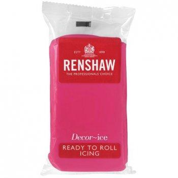 Pâte à sucre Rose Fuchsia 250g Renshaw