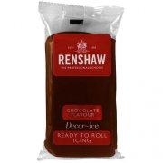 Pâte à sucre Saveur Chocolat 250g Renshaw