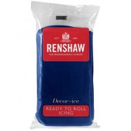 Pâte à sucre Bleu Marine 250g Renshaw
