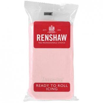 Pâte à sucre Rose Clair 250g Renshaw
