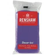 P�te � sucre Violet 250g Renshaw