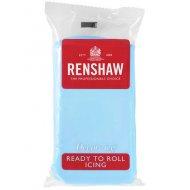 Pâte à sucre Bleu Layette 250g Renshaw