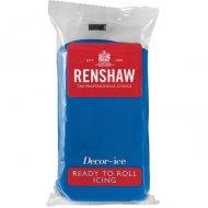 Pâte à sucre Bleu Électrique 250g Renshaw