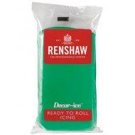 Pâte à sucre Vert Emeraude 250g Renshaw
