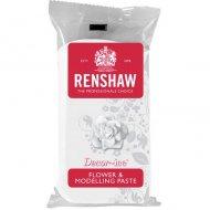 P�te � sucre Blanc Modelage Fleurs 250g Renshaw