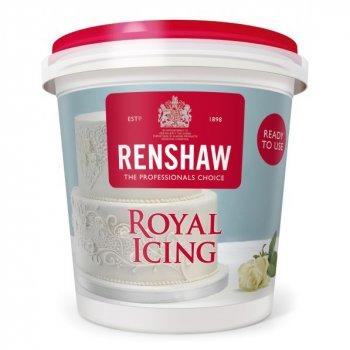 Glaçage Royal Blanc Renshaw
