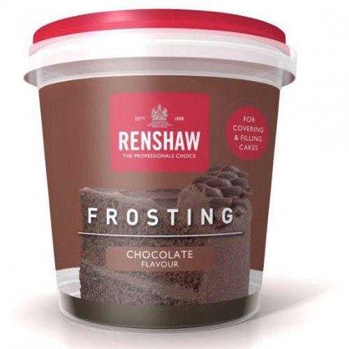 Glaçage Goût Chocolat Renshaw 400g