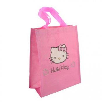 Sac Cabas Hello Kitty Mini Rose