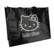 Sac Cabas Hello Kitty Maxi Noir