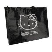 Sac Cabas Hello Kitty Maxi Noir