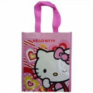 Sac Cabas Figurine Hello Kitty Mini