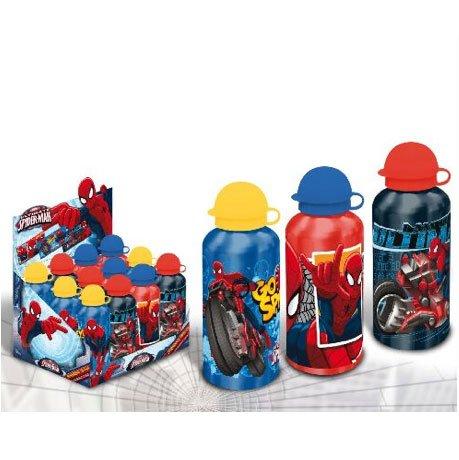 Gourde Aluminium Spiderman
